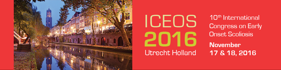 ICEOS 2016, Utrecht, Holland